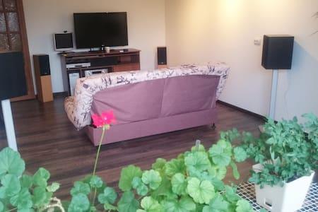 Квартира по-комнатно или целиком, до 6 человек - Kubinka - 公寓