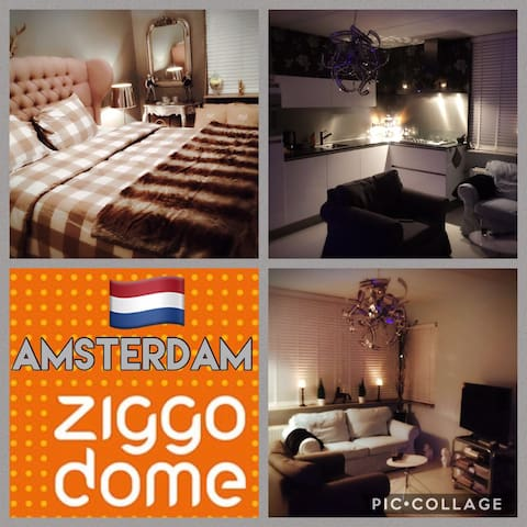 Luxury Room Amsterdam - Amsterdam-Zuidoost - Apartment