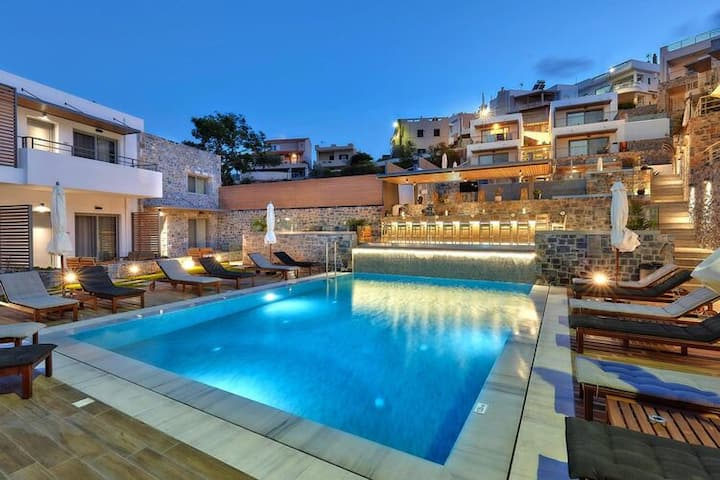 4 star holiday home in Agia Pelagia
