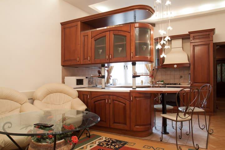 Комфортабельна квартира в центрі Львова