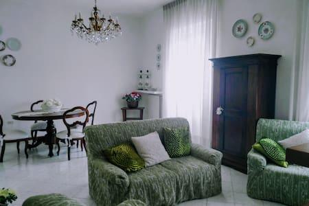 Cortona, the yellow house - Camucia - 独立屋