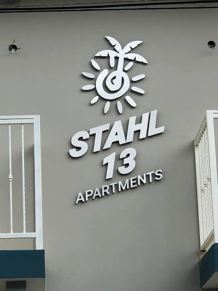 Stahl 13-1 Beach Apartment