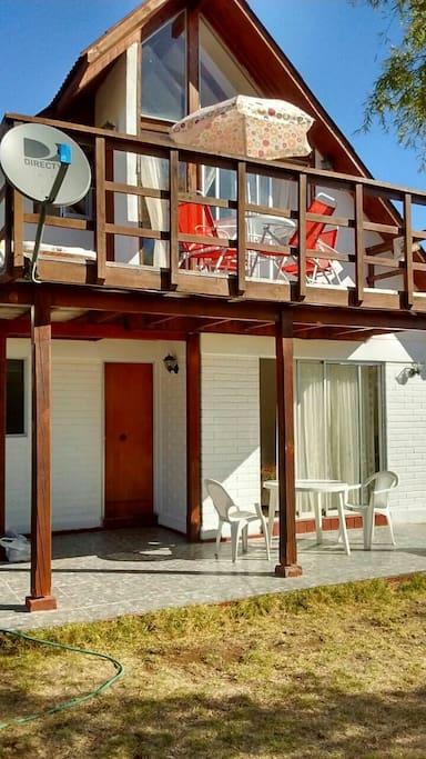 Casa con vista al poniente (WEST) (Incluye Direct TV)