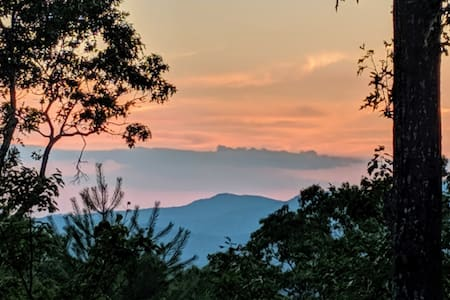 A Stepping Stone to Blue Ridge