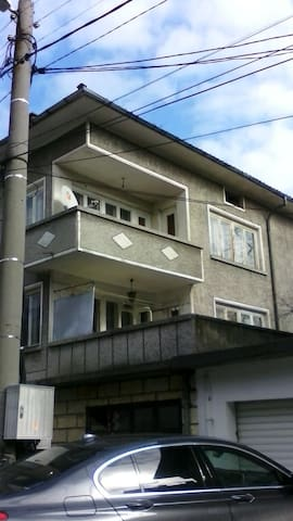 Apartment near the forest