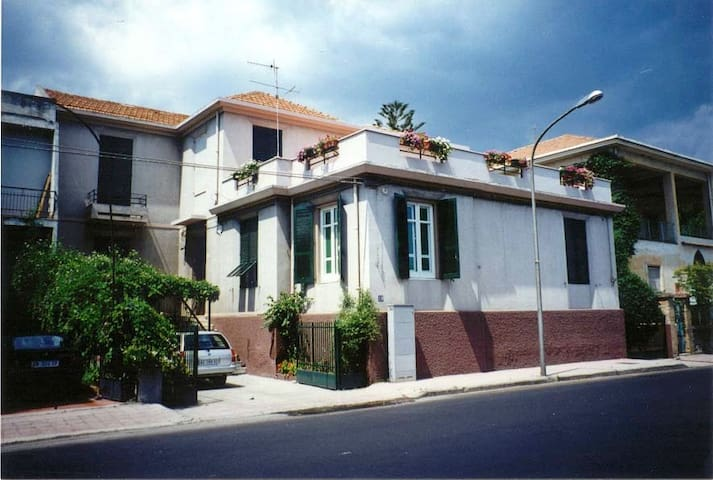 Period House Jonio-Calabria, apt. 1 - Ardore Marina - Casa