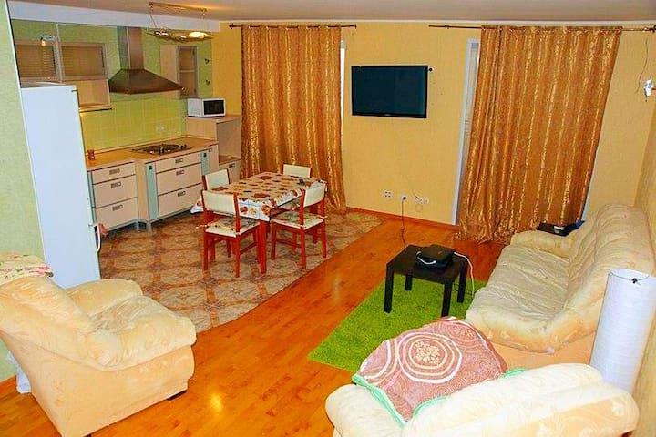 Уютная квартира в новом доме!
