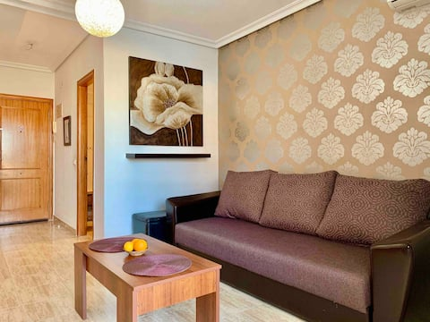 Your vacation in La Mata