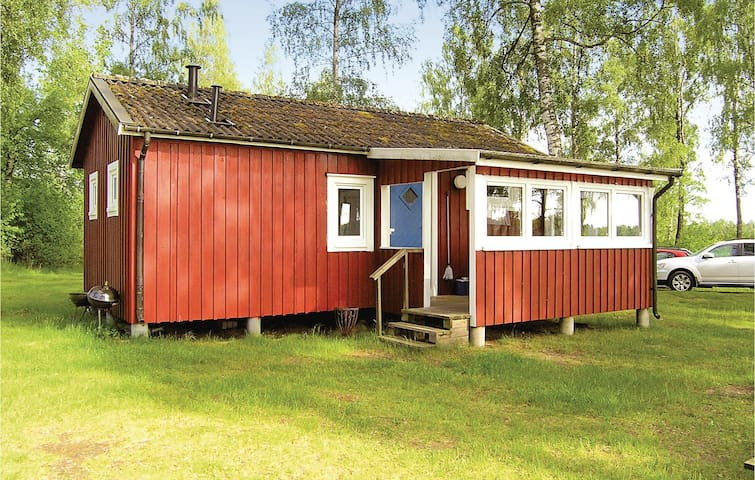Holiday cottage with 1 bedroom on 32m² in Ljungby