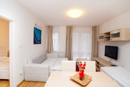 Deluxe Apartment- Prince Apartments - Budapest - Apartmen