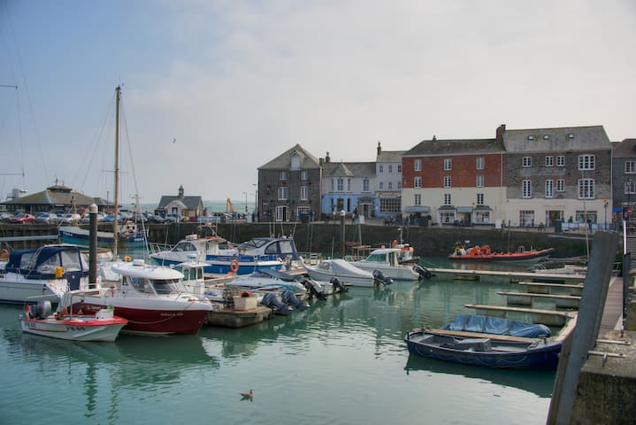 Harbourside at South Quay, Padstow - Padstow - Apartment