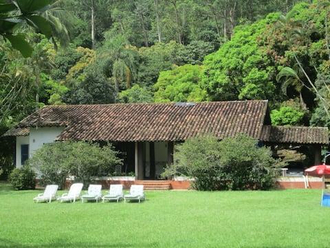 Maravilhosa casa em São Sebastião