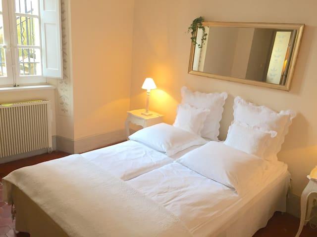 Skøn lejlighed i middelalderby - Tourrettes - Lägenhet