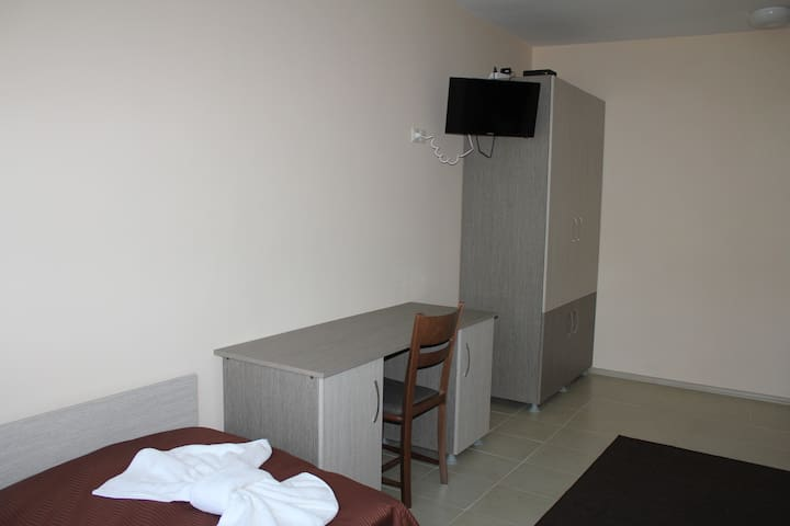 Accessible comfort in Stara Zagora (bedroom suite)