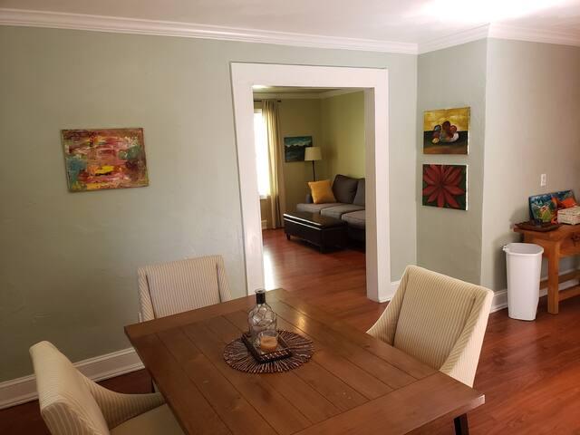 5 star  3 bedroom Audubon Park / Zoo single home