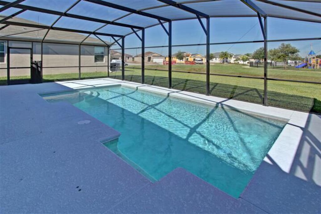 Property Pool Area