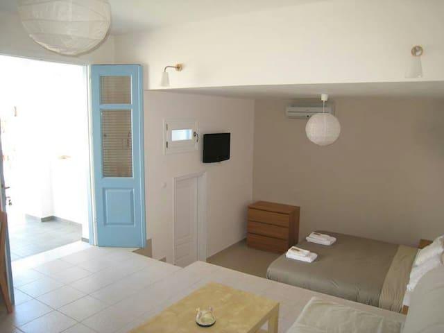 Tsitsikas studio - Άνδρος - Apartamento