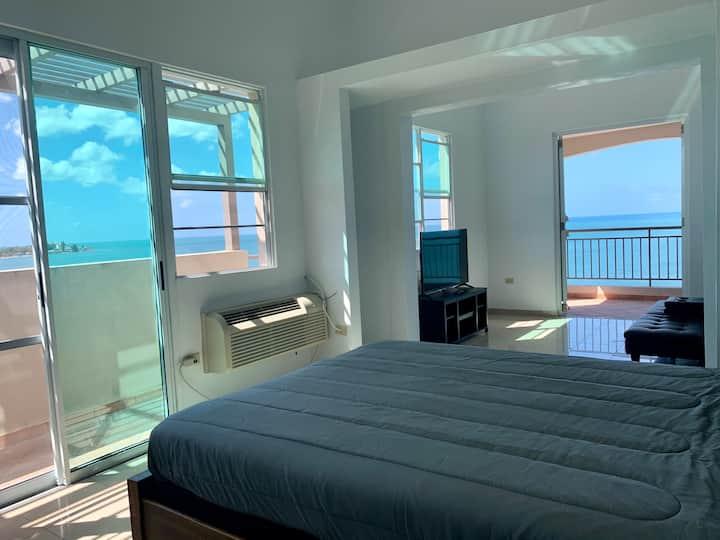 Beach Front Penthouse: VILLA VICTORIA DEL MAR