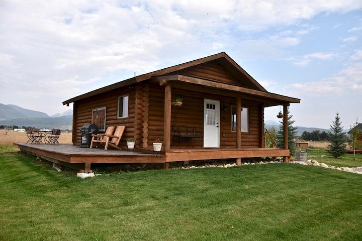 Pratt Cabin, Teton Valley, ID