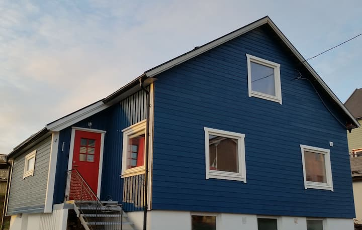 The Blue House at the End of the World