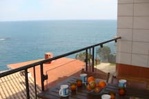 143 Apartment to rent sea views with terrace