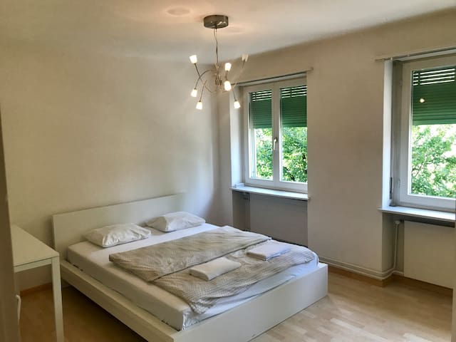 Big apartment in Rapperswil. Very central location