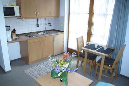 Appartement-Anlage Ferienland Sonnenwald (Schöfweg), Appartement Typ A (30qm) mit Balkon mit schöner Aussicht