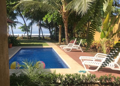 Beachfront Sand Unit  - Casa Bejuco Ay Bonita
