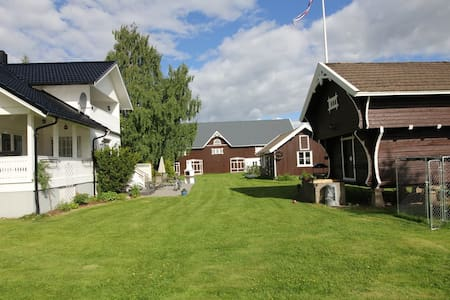 Luxury Farm 10 min OSL-30 min Oslo! - Huis