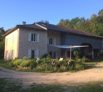 Grange Neuve / Artists House in Nature / - Hauteville-Lompnes - House