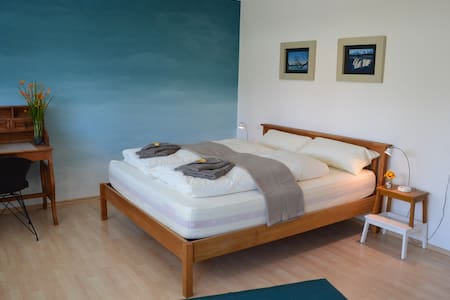 Stylish Guestroom next to Lake including Breakfast - Romanshorn - Rumah