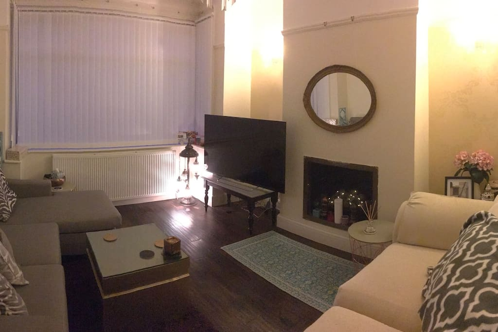 Your Lounge space
