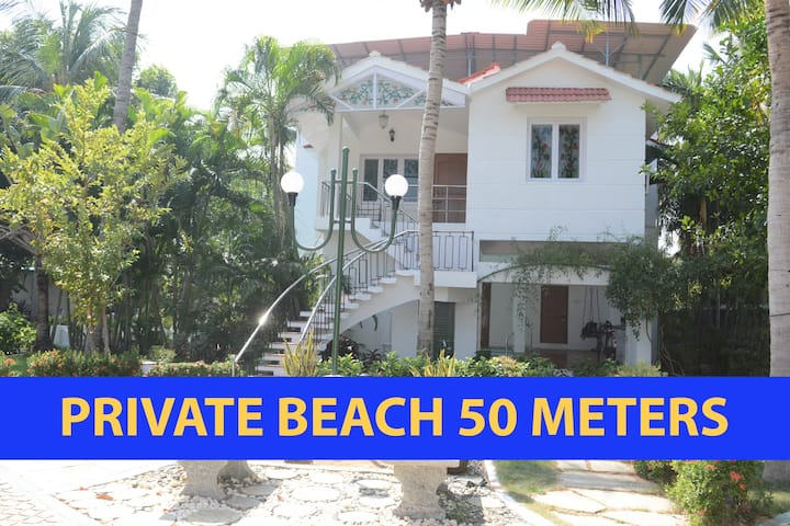East Coast Pearl Beach House in ECR, Chennai