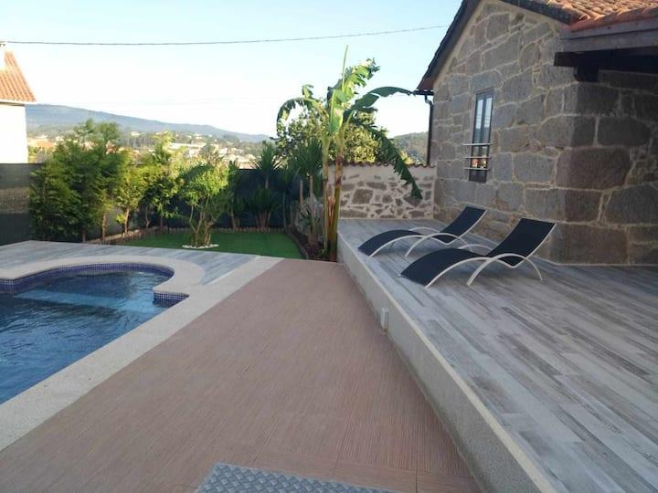 Ref. 11753 Casa de Lourido Combarro