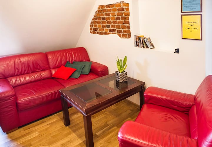 KLAIPEDA HOSTEL 2-bed room (double)
