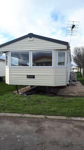 Sue and Barry's caravan rental