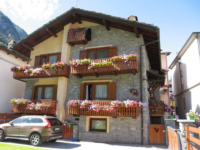 Appartamento Nocciola - Terme di Pré Saint Didier - Pre' Saint Didier