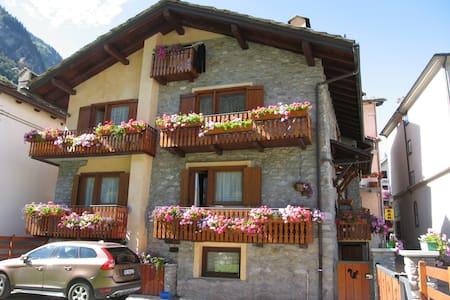 Appartamento Nocciola - Terme di Pré Saint Didier - Pre' Saint Didier - アパート