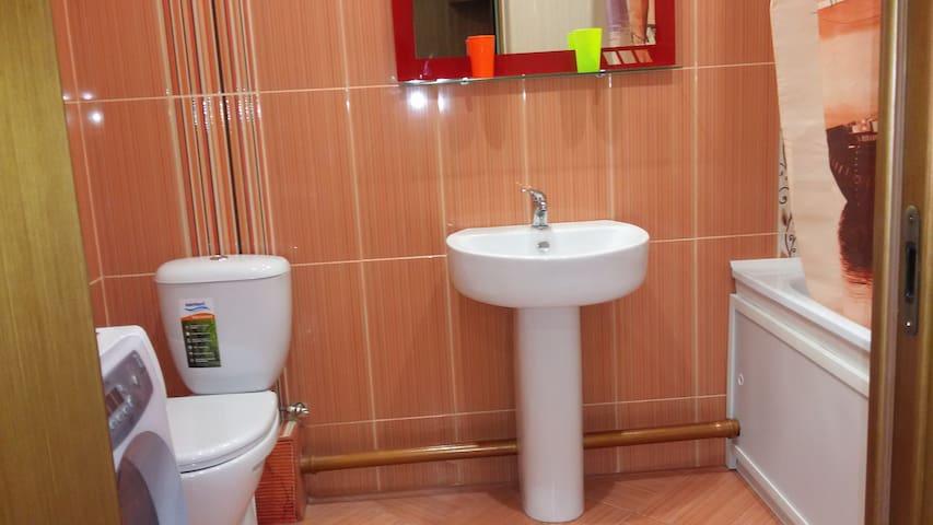 Новая комфортная квартира в лучшем районе города! - Gelendzhik