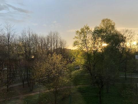 Ладожское озеро, романтика и гармония
