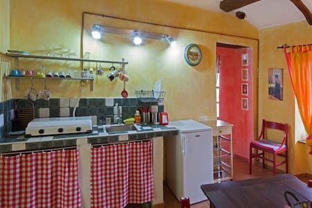 Dogiani big apartment in countryhouse in the hills - Belvedere Langhe