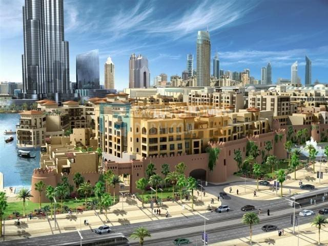 Old Town Luxury furnished 1 Bed, Bvd&Dubai Mall