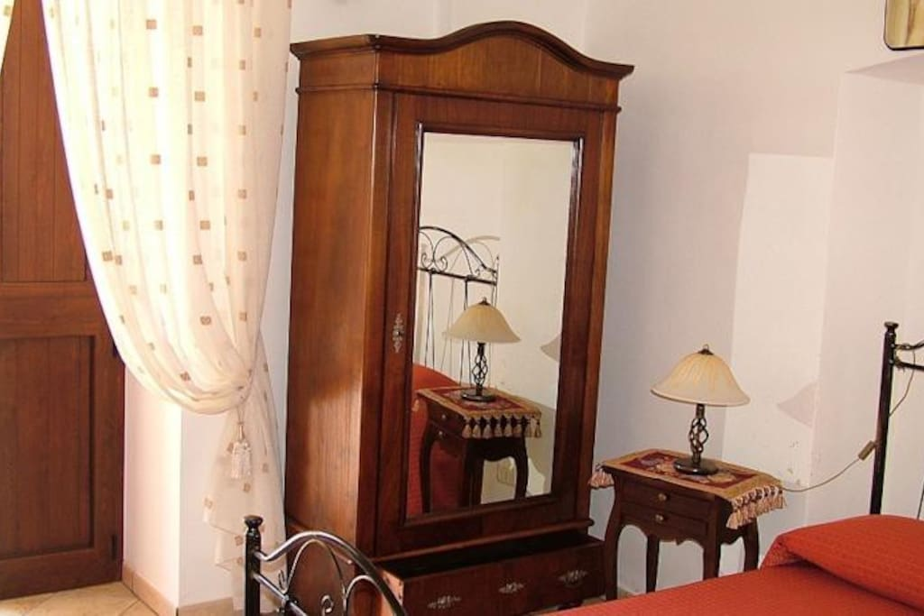 Camera da letto con letti singoli