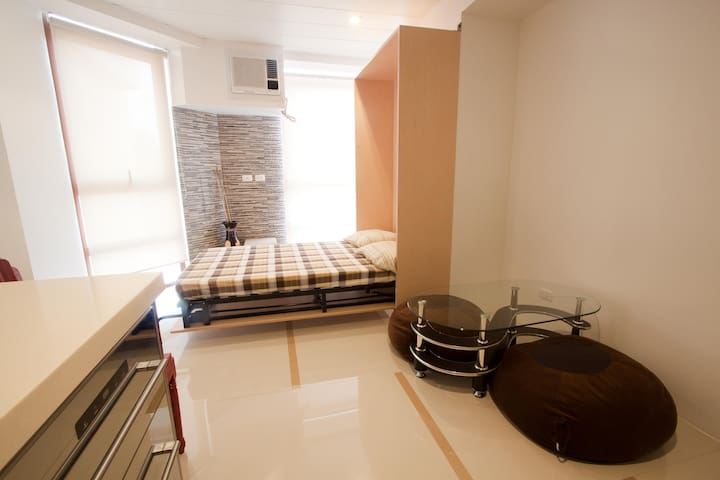 Kapitolyo Condo near Ortigas, Pasig, BGC, Taguig - Pasig City - Appartement