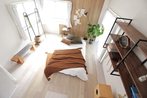 TOKYO BOUTIQUE ROOM with Pocket Wi-Fi :