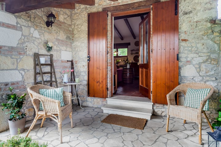 Little and nice cottage Il Bagolaro