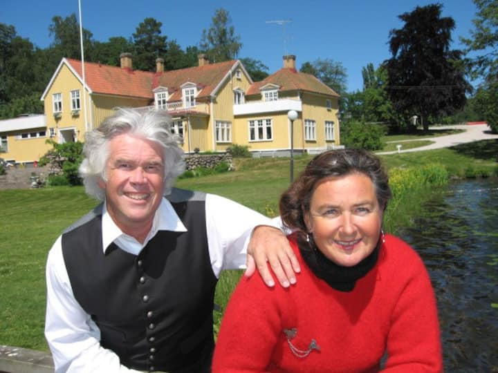 Håveruds Herrgård v/Dalslands kanal
