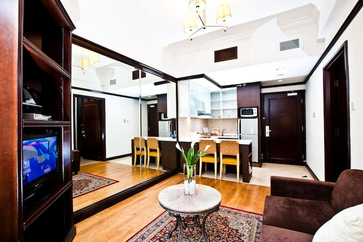 Beautiful 1 bedroom apartment at Orchard