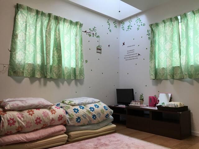 ★長居公園 Nagai Park Luna house★Room301