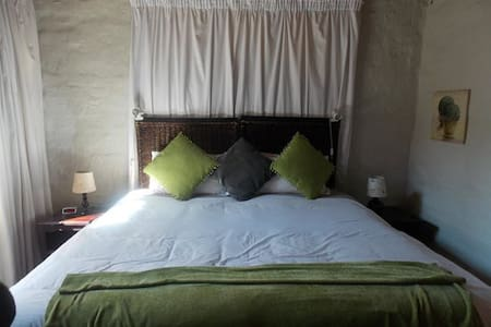 Extra King size bed can be split into 2 singles.